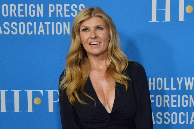 Connie Britton is set to return to American Horror Story for the upcoming eighth season titled Apocalypse alongside Dylan McDermott. Photo by Jim Ruymen/UPI