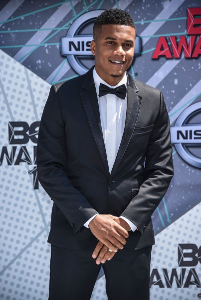 Cory Hardrict attends the 16th annual BET Awards at Microsoft Theater in Los Angeles on June 26, 2016. The actor turns 40 on November 9. File Photo by Phil McCarten/UPI