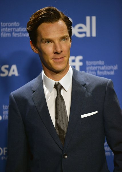 Benedict Cumberbatch attends the 'The Fifth Estate' photo call at the Bell Lightbox during the Toronto International Film Festival in Toronto, Canada on September 6, 2013. UPI/Christine Chew