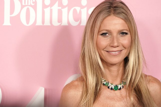Gwyneth Paltrow shared a rare family portrait on Thanksgiving. File Photo by Jemal Countess/UPI