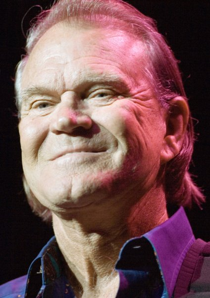 Country and western singer Glen Campbell has been diagnosed with Alzheimer's disease. (UPI Photo/Heinz Ruckemann)