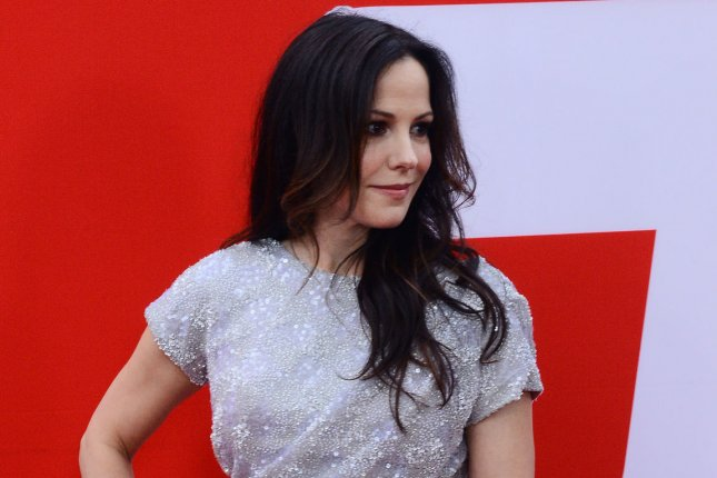 Actress Mary-Louise Parker, a cast member in the motion picture comedy Red 2, attends the premiere of the film in Los Angeles on July 11, 2013. Photo by Jim Ruymen/UPI