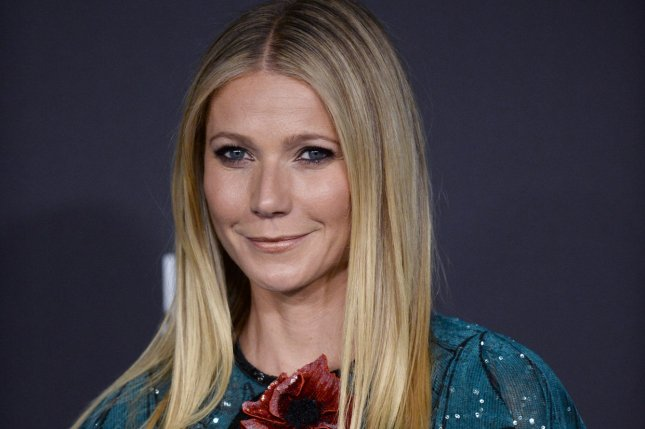Gwyneth Paltrow attends the LACMA Art + Film gala at the Los Angeles County Museum of Art on November 7, 2015. The actress recently talked about her relationship with ex-husband Chris Martin referring to him to a brother. File Photo by Jim Ruymen/UPI