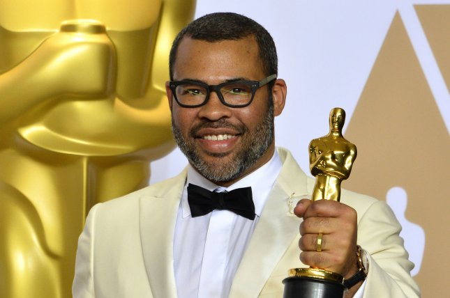 Director Jordan Peele has released a new poster for his next film titled Us. File Photo by Jim Ruymen/UPI