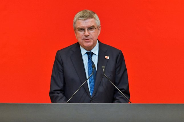 International Olympic Committee President Thomas Bach said Sunday that the body is working on determining whether to postpone the Tokyo 2020 Olympic Games due to the outbreak of COVID-19. File Photo by Keizo Mori/UPI