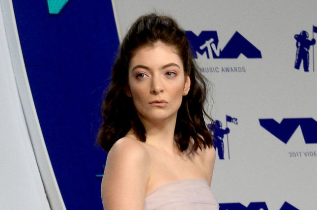 Lorde will be releasing new music on Wednesday. File Photo by Jim Ruymen/UPI