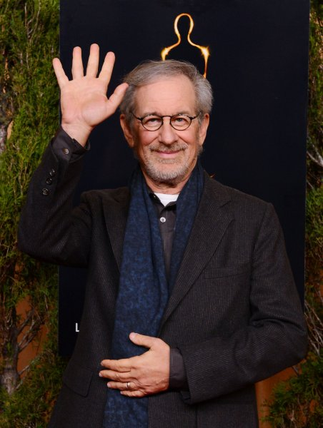 Director Steven Spielberg attends the 85th Academy Awards nominations luncheon in Beverly Hills, on February 4, 2013. UPI/Jim Ruymen