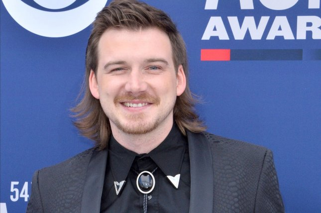 Morgan Wallen's Dangerous is the No. 1 album in the United States for a seventh week. File Photo by Jim Ruymen/UPI