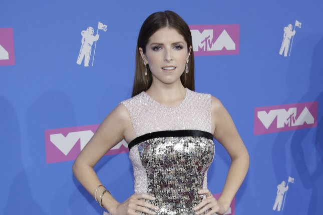 Anna Kendrick discussed working with Hereditary actress Toni Collette on the Netflix sci-fi thriller Stowaway. File Photo by Serena Xu-Ning/UPI