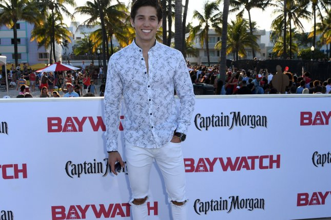 Actor Brandon Larracuente is to star in the reboot of Party of Five on Freeform. File Photo by Gary I. Rothstein/UPI