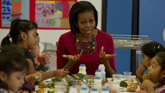 Consumer Corner: School lunches getting a colorful makeover