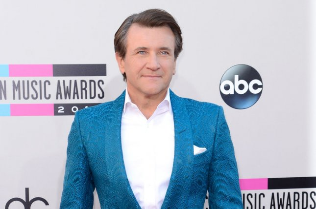 TV personality Robert Herjavec arrives for the 41st annual American Music Awards in Los Angeles on Nov. 24, 2013. Photo by Phil McCarten/UPI