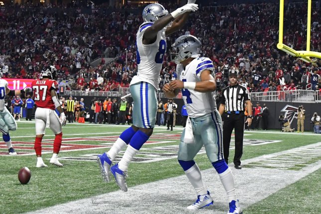 Dez Bryant is envisioning his ideal Giants lineup