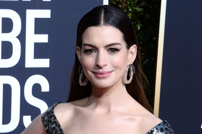 Anne Hathaway's Sesame Street film will be released during winter 2021. File Photo by Jim Ruymen/UPI