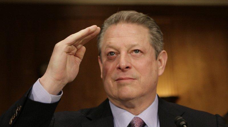 Former U.S. Vice President Al Gore. (UPI Photo/Yuri Gripas)