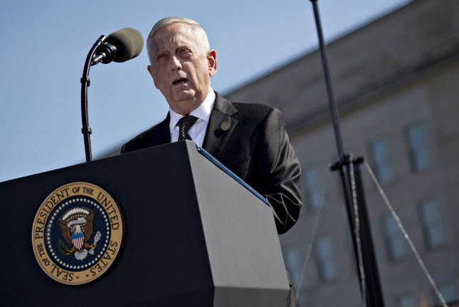 Mattis Tells Military to 'Be Ready' Regarding North Korea