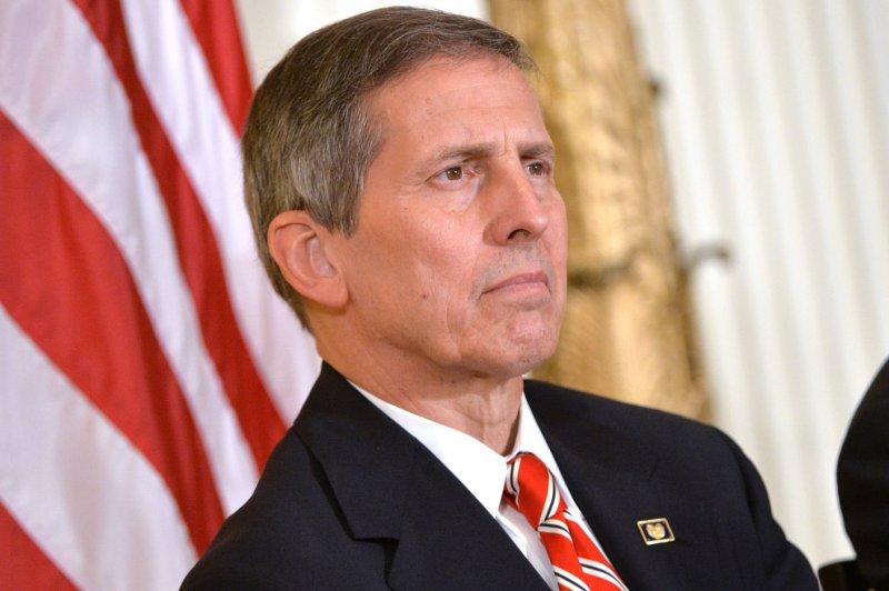 Acting Veterans Affairs Secretary Sloan Gibson (File/UPI/Kevin Dietsch)