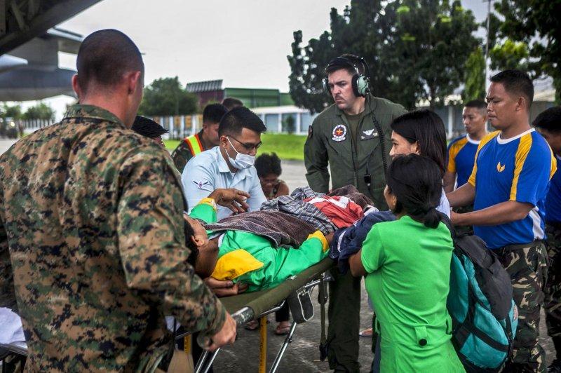 $22 billion in worldwide humanitarian spending in 2013
