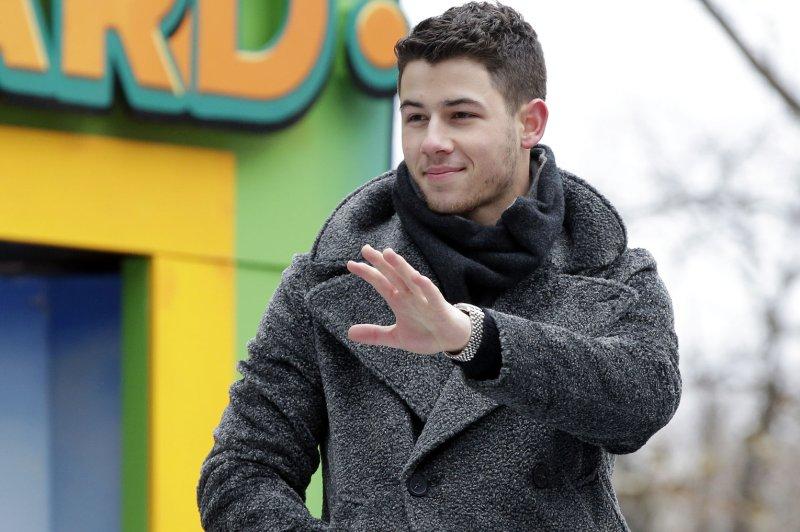 Nick Jonas. Photo by John Angelillo/UPI