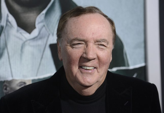 Author James Patterson attends the premiere of the film Alex Cross at the Arclight Theatre in Los Angeles on October 15, 2012. Patterson canceled the release of his new novel, The Murder of Stephen King, out of respect for King and his family, the author said. File Photo by Phil McCarten/UPI