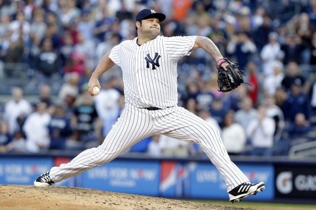 former new york yankees pitcher joba chamberlain on retirement