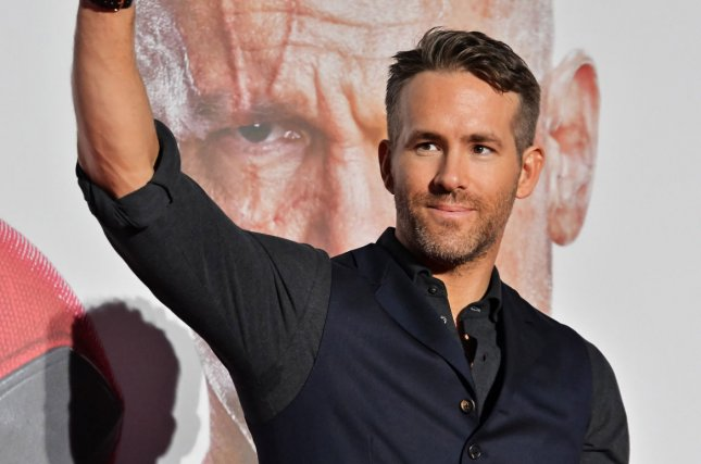 Ryan Reynolds stars in the first trailer for Once Upon a Deadpool alongside Fred Savage. File Photo by Keizo Mori/UPI