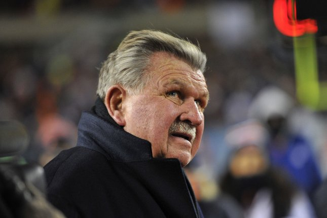 Former Bears Player/Coach Mike Ditka Hospitalized With Heart Issue