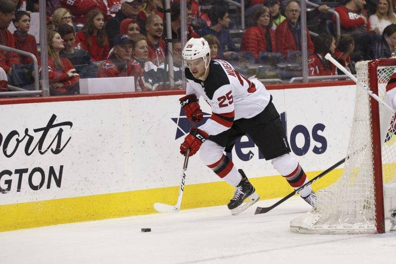 half off 3d88e 3e060 New Jersey Devils' Mirco Mueller released from hospital ...