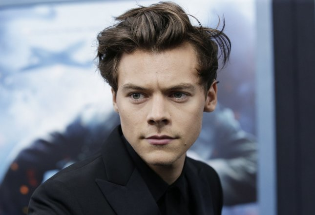 Singer-songwriter Harry Styles has the No. 1 album in the United States this week. File Photo by John Angelillo/UPI