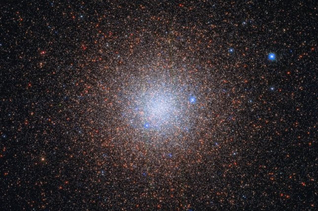 There are billions of stars in the Milky Way, but scientists estimate only about 36 solar systems are likely to host alien civilizations. Photo by NASA/UPI