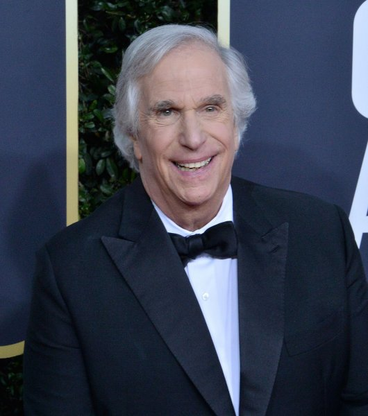 Henry Winkler attends the 77th annual Golden Globe Awards at the Beverly Hilton Hotel in California on January 5. The actor turns 75 on October 30. File Photo by Jim Ruymen/UPI