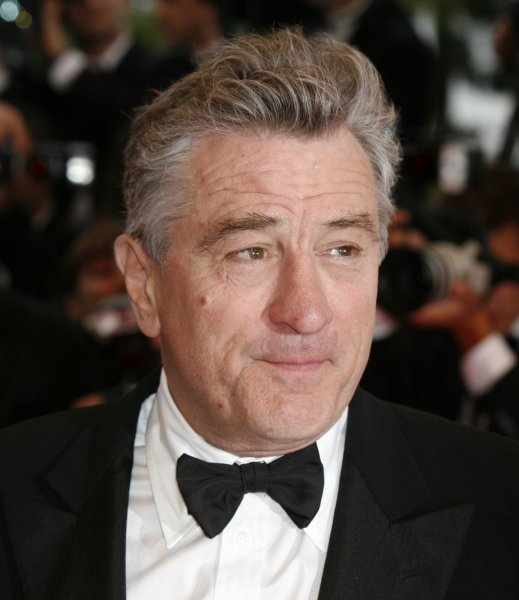 Actor Robert De Niro during the 61st Annual Cannes Film Festival in Cannes, France on May 25, 2008. (UPI Photo/David Silpa)