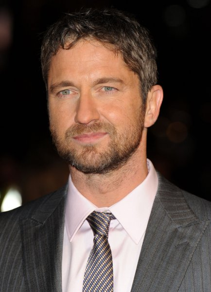 British actor Gerard Butler attends the premiere of The Bounty Hunter at Vue, Leicester Square in London on March 11, 2010. UPI/Rune Hellestad