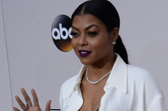 Hidden Figures actress Taraji P. Henson arrives for the 2016 American Music Awards in Los Angeles on November 20. Photo by Jim Ruymen/UPI