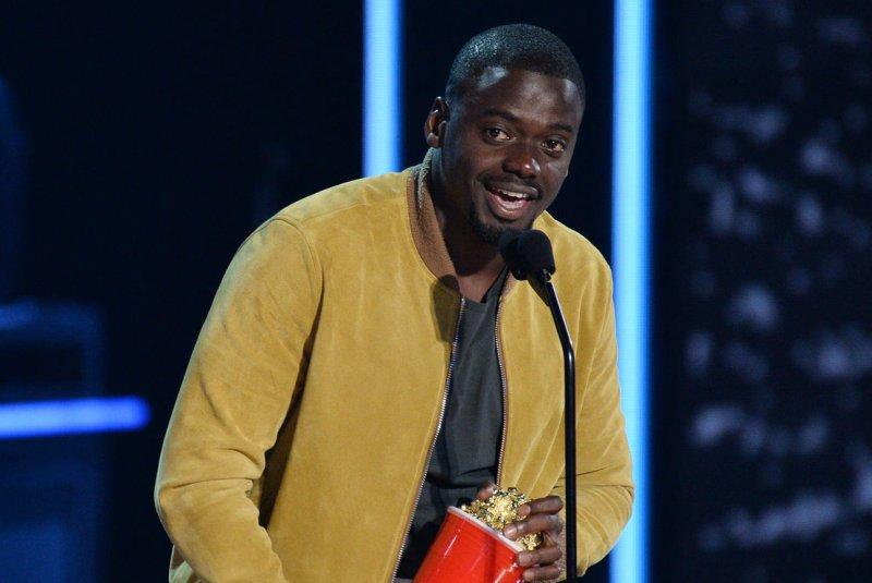 Daniel Kaluuya was nominated alongside Tessa Thompson, Timothee Chalamet, Florence Pugh and Josh O'Connor for Rising Star at the 2018 BAFTA Film Awards. File Photo by Jim Ruymen/UPI