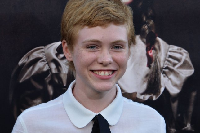 Actress Sophia Lillis has signed on to play the title character in Nancy Drew and the Hidden Staircase. File Photo by Jim Ruymen/UPI