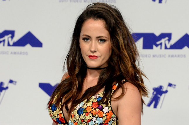 Jenelle Evans visited a pumpkin patch with her mother, Barbara Evans, husband David Eason, son Jace and daughter Ensley. File Photo by Jim Ruymen/UPI