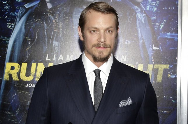 Joel Kinnaman can now be seen in the Netflix series Altered Carbon. File Photo by John Angelillo/UPI