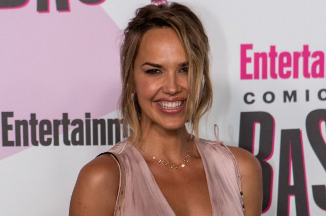 Actress Arielle Kebbel stars in Lincoln Rhyme: Hunt for the Bone Collector, which premieres Friday on NBC. File Photo by Howard Shen/UPI