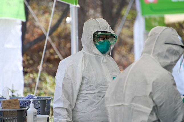 South Korea reported its highest number of daily COVID-19 cases since early March on Thursday amid a growing third wave of the virus. Photo by Thomas Maresca/UPI