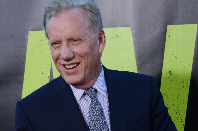 James Woods, seen here at the premiere of Savages in 2012, was in a major car accident, which he details on Twitter. File Photo by Jim Ruymen/UPI