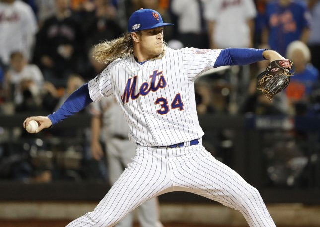 Mets break out in rout of Blue Jays