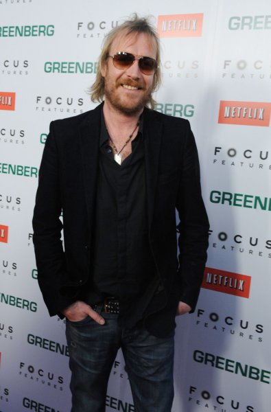 Rhys Ifans, a cast member in the motion picture comedy Greenberg, attends the premiere of the film at the Arclight Cinerama Dome in Los Angeles on March 18, 2010. UPI/Jim Ruymen