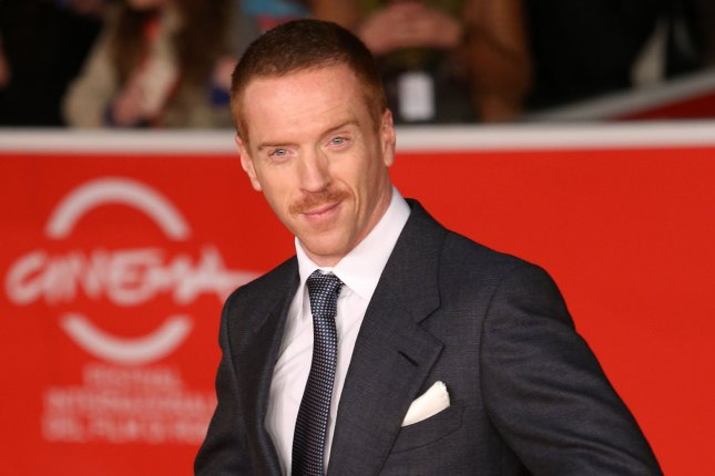 Damian Lewis arrives on the red carpet before the screening of the film Romeo and Juliet during the 8th annual Rome International Film Festival in Rome on November 11, 2013. UPI/David Silpa