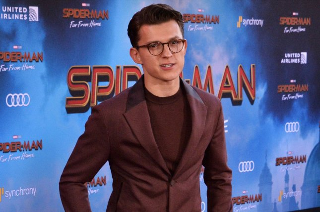 Spider-Man star Tom Holland. Sony and Marvel have made a new partnership regarding Spider-Man films. File Photo by Jim Ruymen/UPI