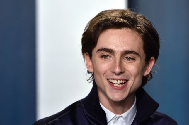Timothee Chalamet plays Paul Atreides in Dune. File Photo by Chris Chew/UPI