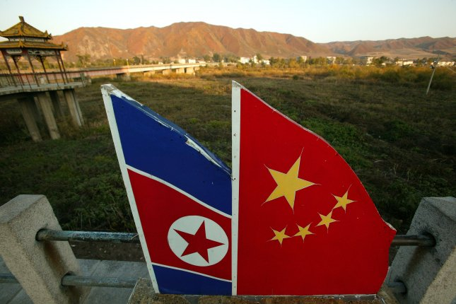 Chinese nationals living near the North Korea border are reporting they are afraid of Pyongyang's next nuclear test. File Photo by Stephen Shaver/UPI