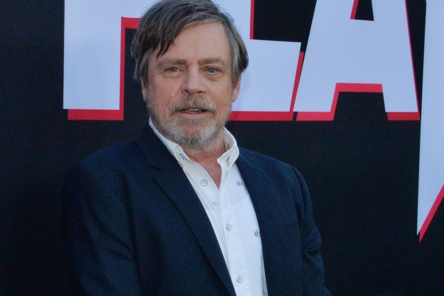 Mark Hamill will lead the voice cast of Netflix's animated series, Masters of the Universe: Revelation. File Photo by Jim Ruymen/UPI