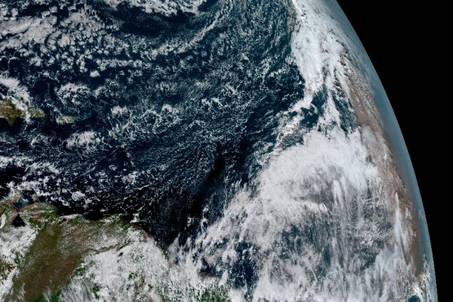 Saturday morning NASA plans to launch the Sentinel-6 satellite, which is expected to help scientists better measure sea levels, among other weather and climate patterns. File Photo by NOAA/UPI