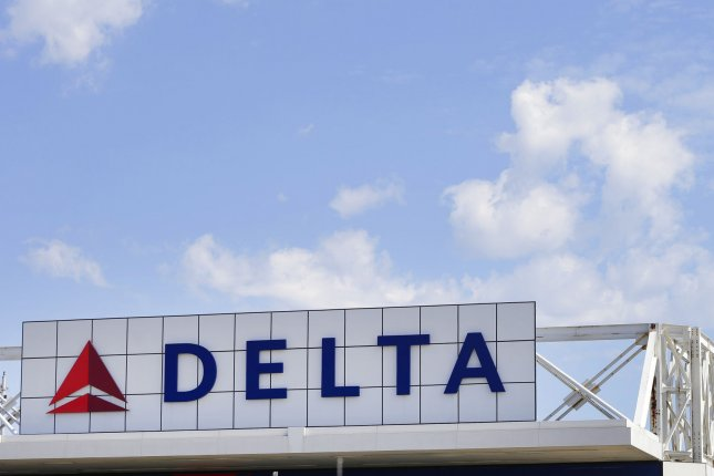 Delta Air Lineswas one of the companies affected by the web outage on Thursday, officials said. File Photo by John Angelillo/UPI